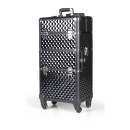 MAKEUP CASE BLACK DIAMOND (KC-TR003) icon