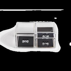 Acryl Kosmetik Organizer (KC-A410)