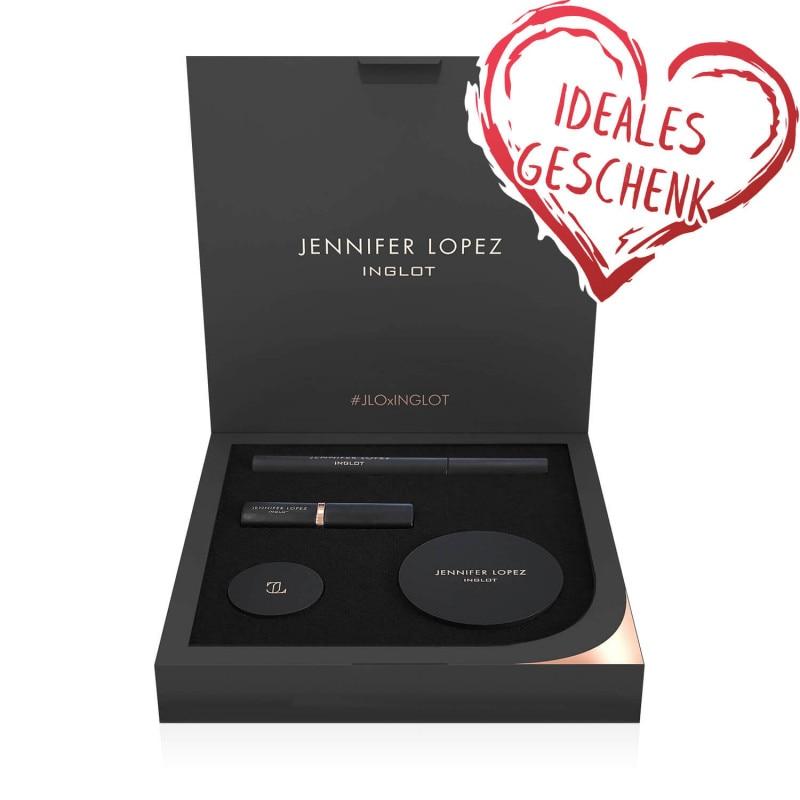 Jennifer Lopez Inglot Makeup Set