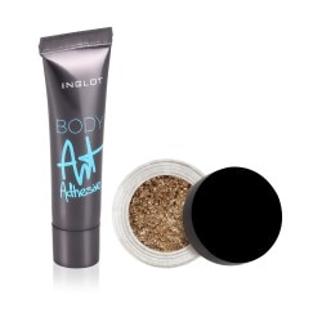 Body Sparkles 45, Body Art Adhesive Set 2